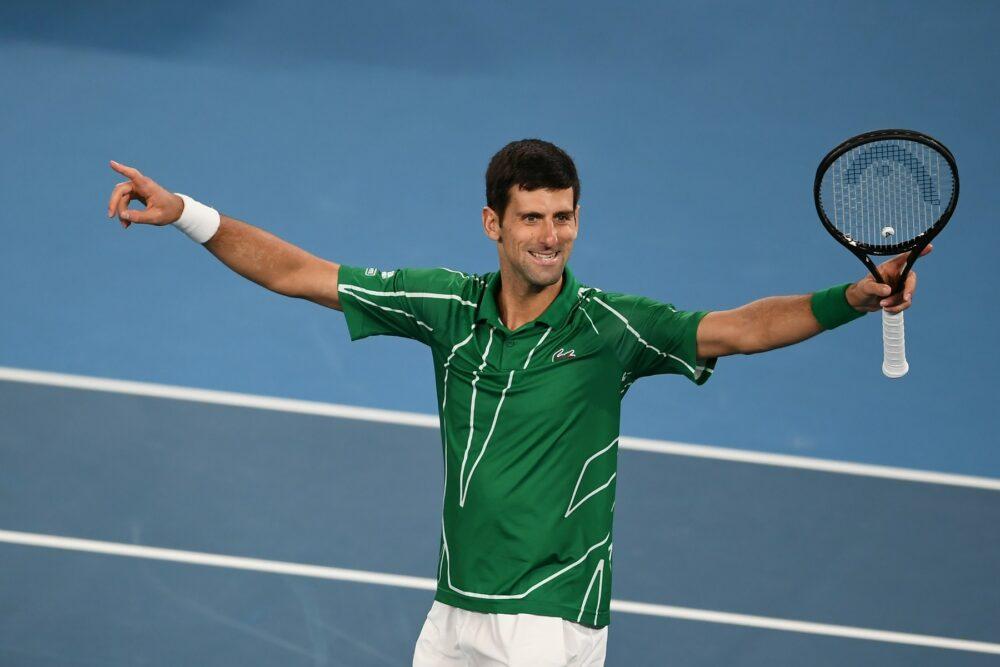 Novak Djokovič ve sporu s ATP