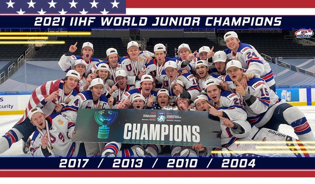 Ohlédnutí za uplynulým MS v hokeji do 20 let