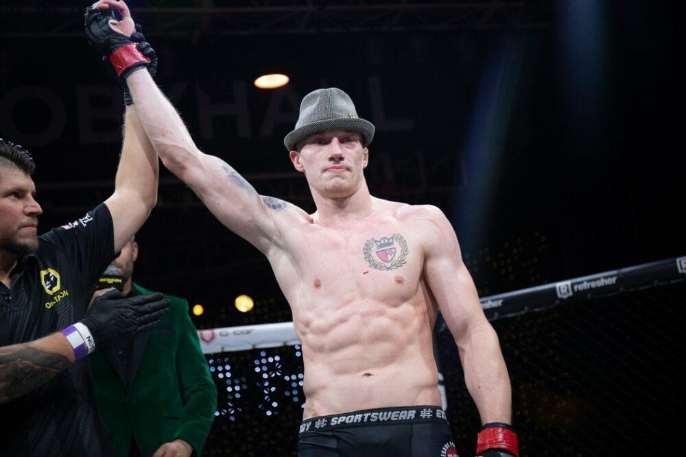 Juráček z MMA je bývalým chuligánem