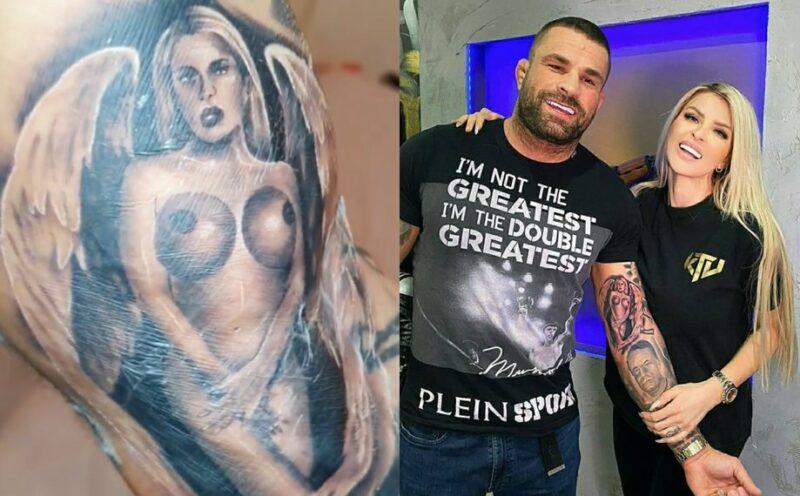 Karlos Vémola má nové tetování! Co si nechal vytetovat?