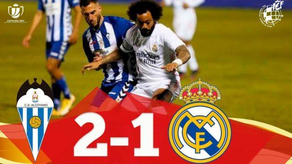 Týmy třetí ligy vyřadily ve španělském poháru Real a Atlético a vystrašily Barcelonu: Bude Zidane odvolán?