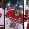 Den hokeje! Dnes slaví narozeniny tři hvězdní hokejisté.