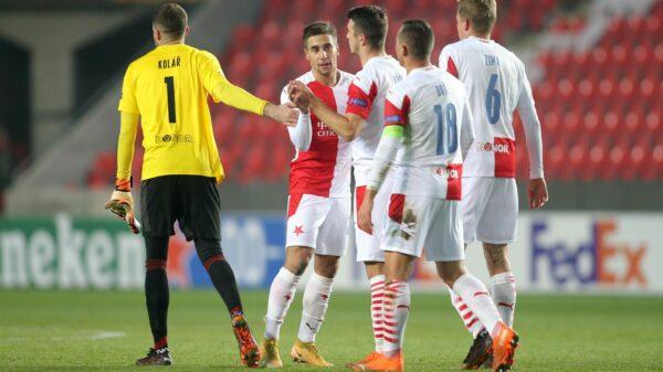 Slávisté narazí ve vyřazovací fázi Evropské ligy na Leicester City. Zdroj: sport.aktualne.cz