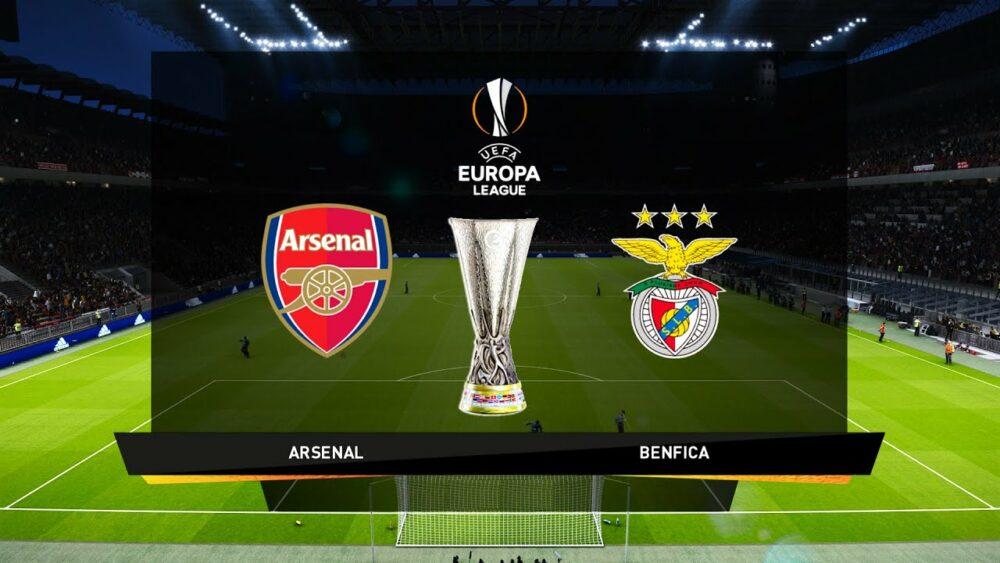 Atraktivní duel v Evropské lize nabídne jistě zápas mezi Benficou a Arsenalem. Zdroj: youtube.com