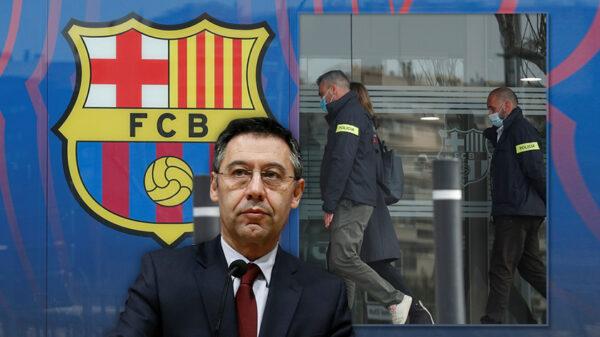 Bývalý prezident Barcelony Bartomeu zatčen! Vedl kampaň proti vlastním lidem!