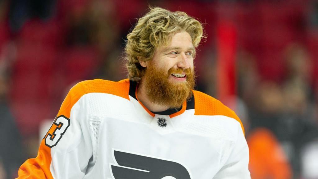 Voráček dosáhl na 500 asistencí v NHL!