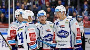 Čtvrtfinále extraligy ledního hokeje