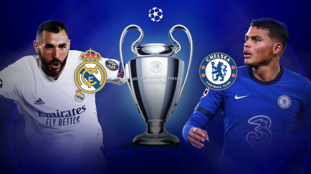 V atraktivním semifinále Ligy mistrů na sebe narazí Real Madrid a Chelsea. Zdroj: uefa.com