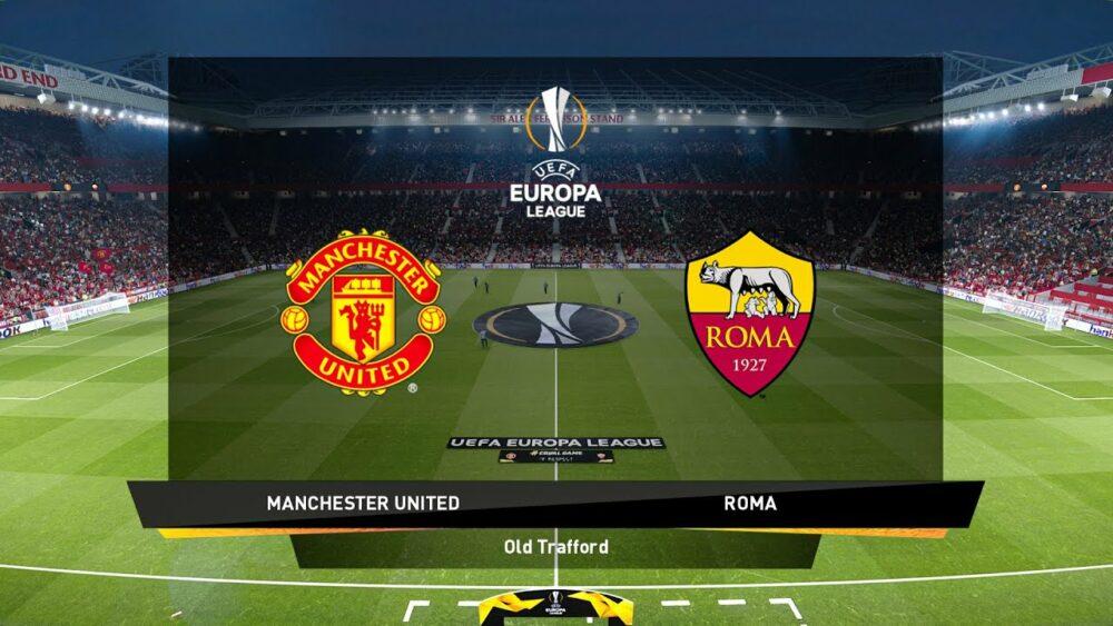 V semifinále Evropské ligy na sebe narazí Manchester United a AS Řím. Zdroj:youtube.com