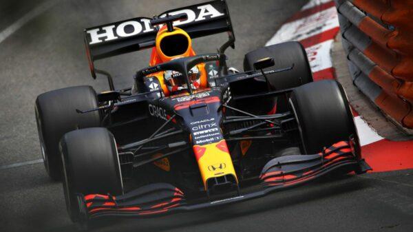 Max Verstappen - Monaco
