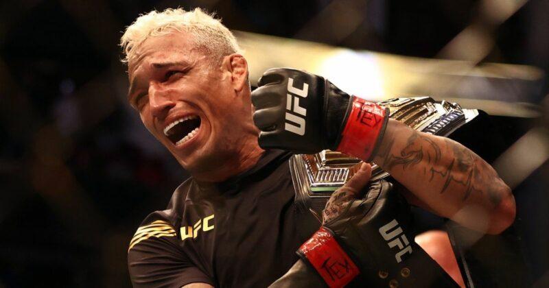 UFC 262 je dobojováno, známe nového šampiona lehké váhy!