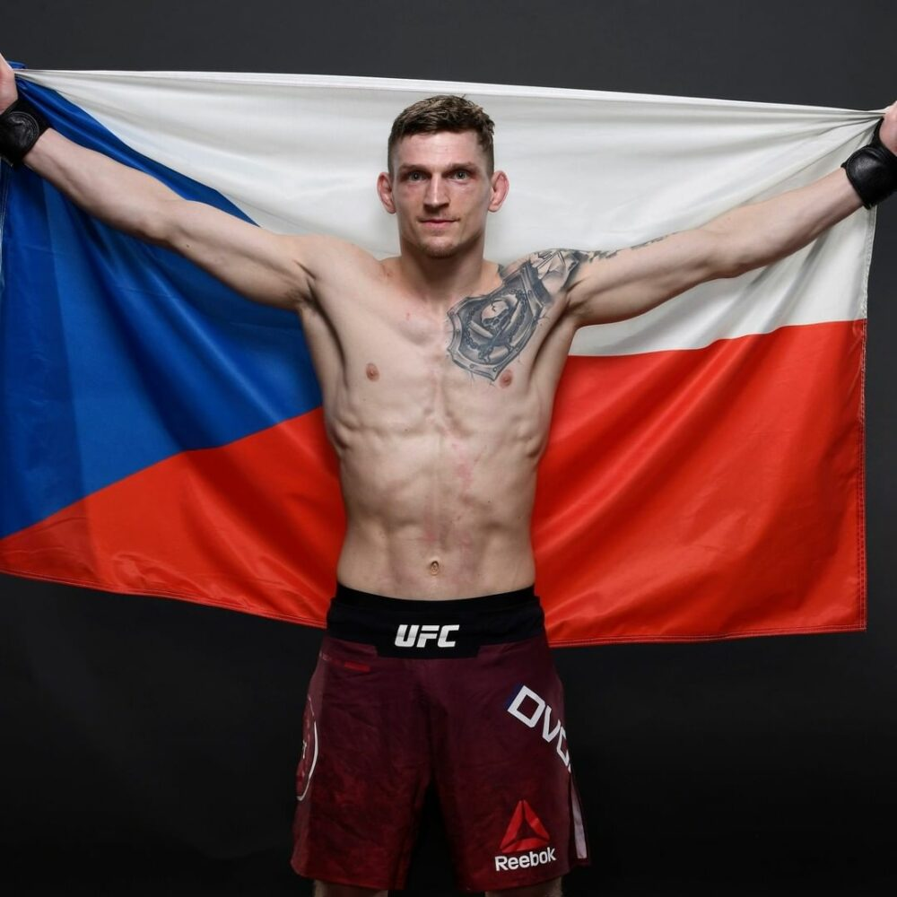 Dvořák vs. Paiva -preview před zápasem UFC Fight Night 188
