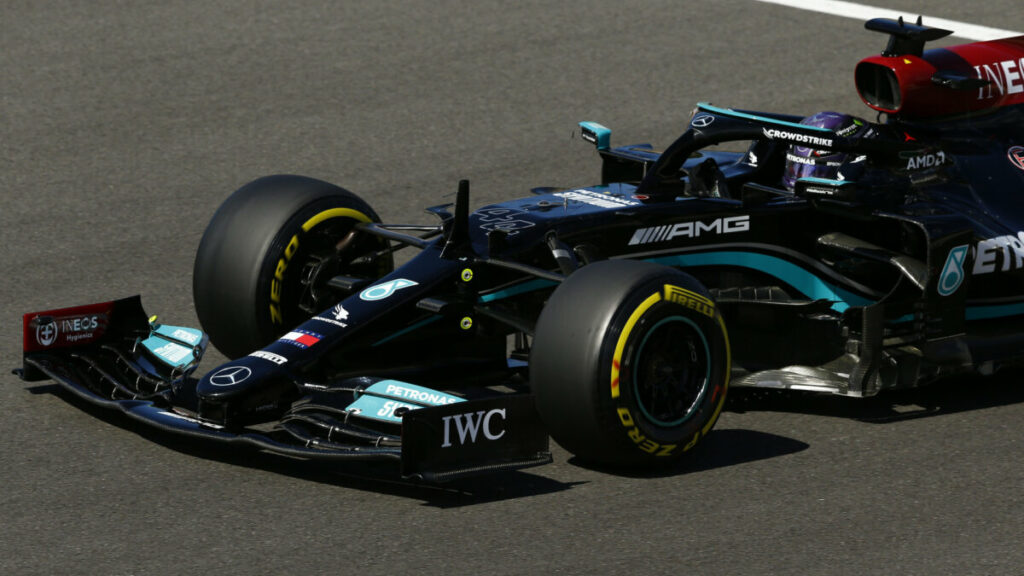 Výsledky VC Portugalska vozů F1