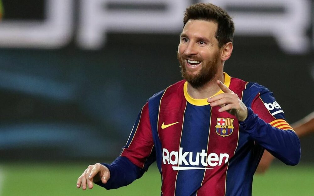 Bude to letos naposledy, co uvidíme Messiho v dresu Barcelony ? Zdroj:fcbarcelona.fr