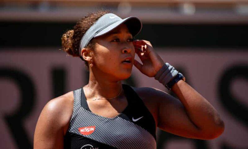 Osaka odstoupila z French Open
