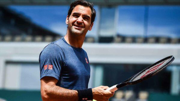 Roger Federer překvapivě odstoupil z letošního Roland Garros. Zdroj:atptour.com