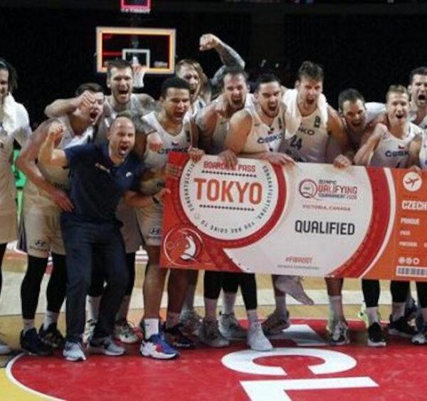 Český basketbal na olympiádě! Satoranský a spol. vyhlížejí Tokio!