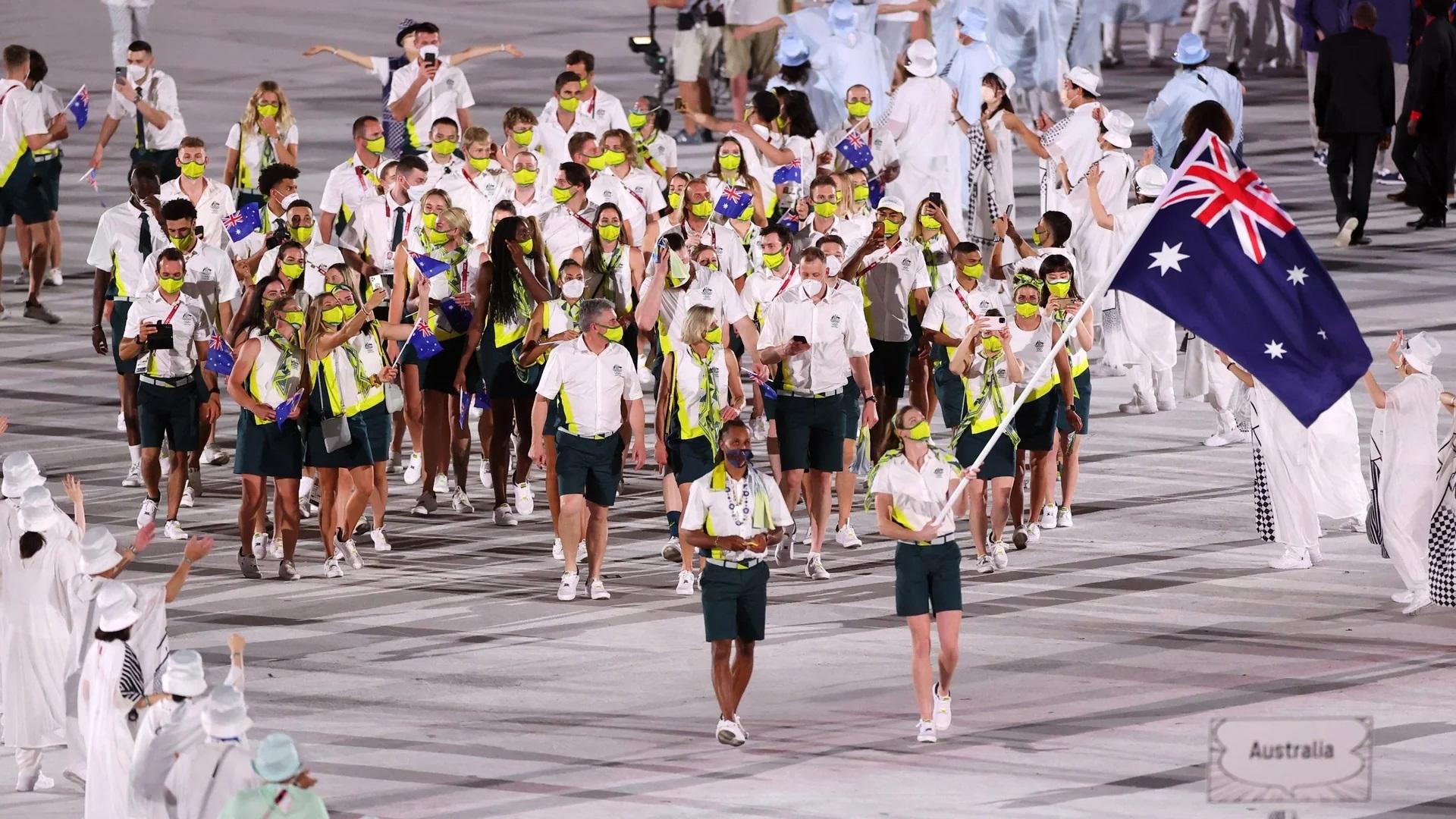 australsti-sportovci