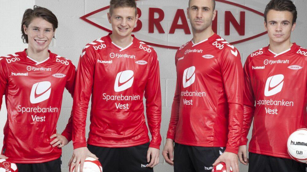 Hráči SK Brann čelí skandálu. Na svém stadionu pořádali orgie. Zdroj:sknation.com