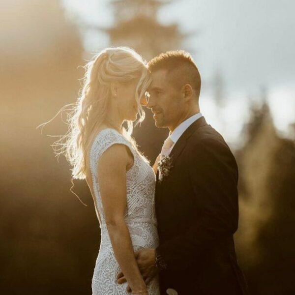 Tomáš Plekanec a Lucie Šafářová se vzali.